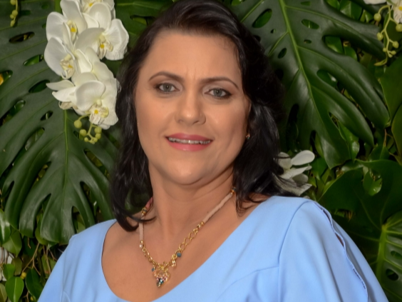 Noticia primeira-dama-gislaine-polato-melo-assume-presidencia-do-fundo-social-de-solidariedade